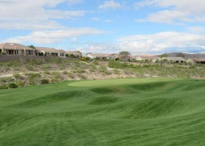 The Revere Golf Club Lexington Course Hole 3 Green