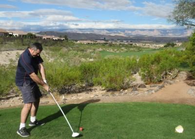 The Revere Golf Club Lexington Course Hole 3 Tee