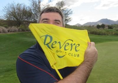 The Revere Golf Club Lexington Course Hole 4 Flag