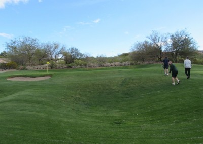 The Revere Golf Club Lexington Course Hole 4 Green