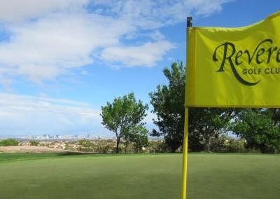 The Revere Golf Club Lexington Course Hole 5 Flag