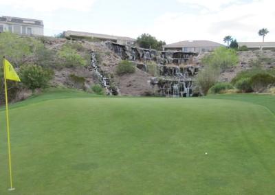 The Revere Golf Club Lexington Course Hole 7 Green