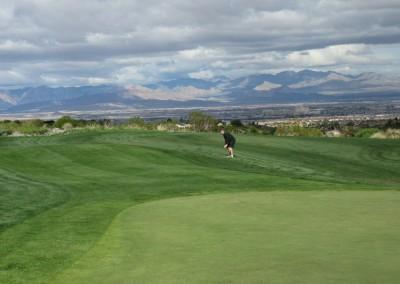 The Revere Golf Club Lexington Course Hole 8 Green