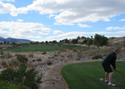 The Revere Golf Club Lexington Course Hole 9 Tee