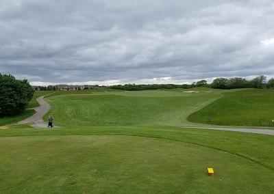 Broadlands Golf Club Hole 1 Tee
