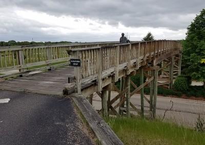 Broadlands Golf Club Hole 10 Bridge