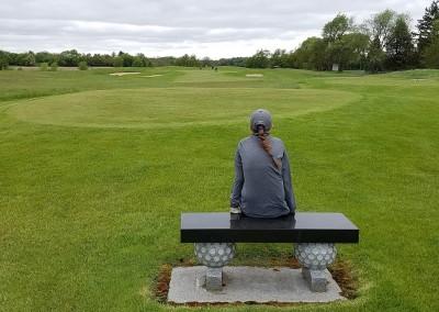 Broadlands Golf Club Hole 12 Tee