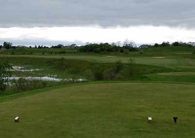 Broadlands Golf Club Hole 13 Tee