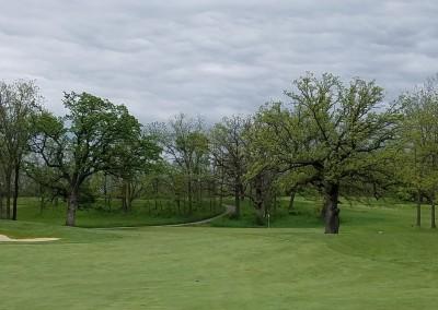 Broadlands Golf Club Hole 14 Approach