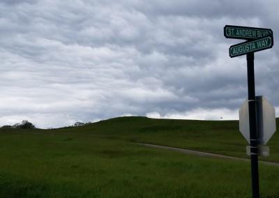 Broadlands Golf Club Hole 14 Intersection