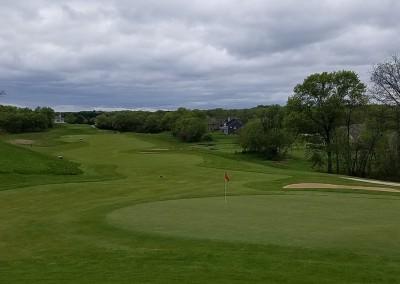 Broadlands Golf Club Hole 16 Green