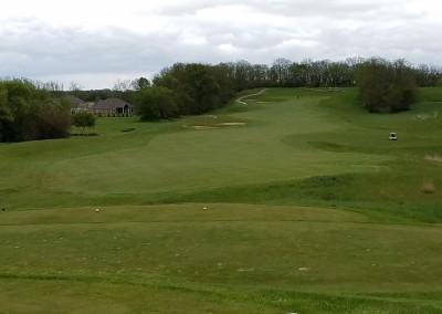 Broadlands Golf Club Hole 16 Tee