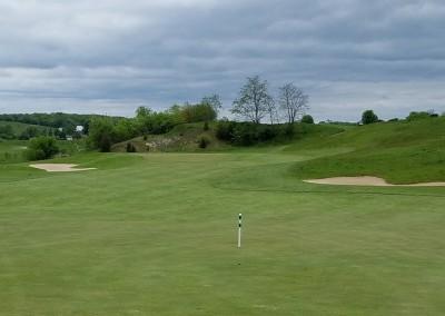 Broadlands Golf Club Hole 17 Approach