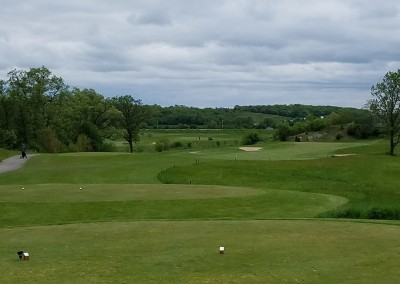 Broadlands Golf Club Hole 17 Tee