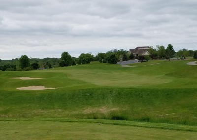 Broadlands Golf Club Hole 18 Back Tee