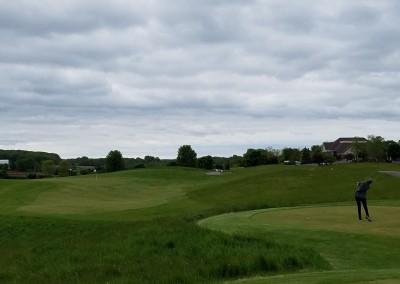 Broadlands Golf Club Hole 18 Tee Shot