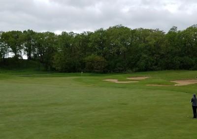 Broadlands Golf Club Hole 2 Approach