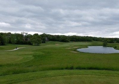 Broadlands Golf Club Hole 2 Back Tee