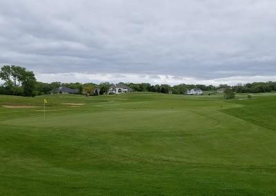 Broadlands Golf Club Hole 2 Green