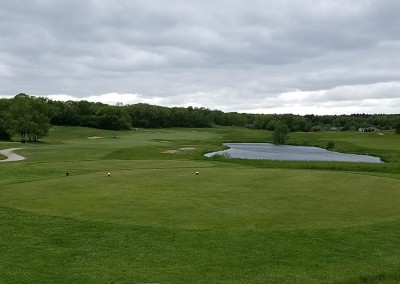 Broadlands Golf Club Hole 2 Tee