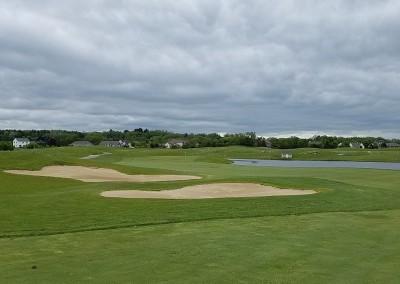 Broadlands Golf Club Hole 3 Approach