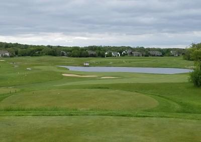 Broadlands Golf Club Hole 3 Tee