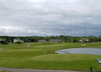 Broadlands Golf Club Hole 4