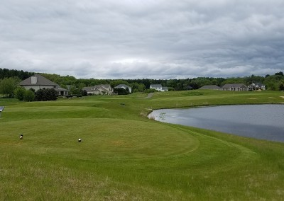 Broadlands Golf Club Hole 4 Tee