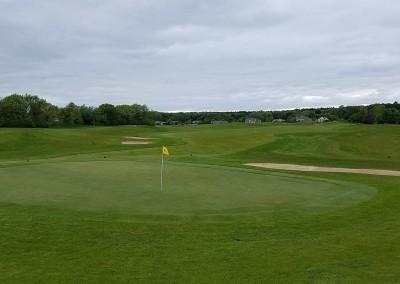 Broadlands Golf Club Hole 5 Green