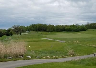 Broadlands Golf Club Hole 5 Tee