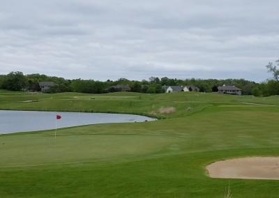 Broadlands Golf Club Hole 7 Green