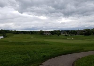 Broadlands Golf Club Hole 8 Green