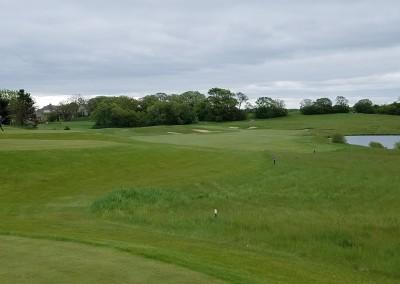Broadlands Golf Club Hole 8 Tee