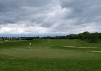 Broadlands Golf Club Hole 9 Green