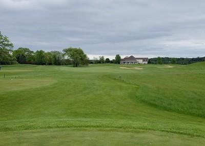 Broadlands Golf Club Hole 9 Tee