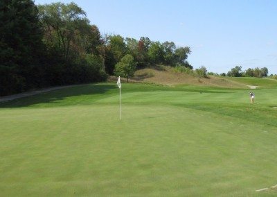 Morningstar Golfers Club Hole 1 Green