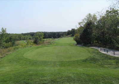 Morningstar Golfers Club Hole 1 Tee Box