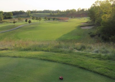Morningstar Golfers Club Hole 18 Forward Tee