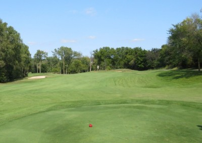 Morningstar Golfers Club Hole 2 Forward Tee