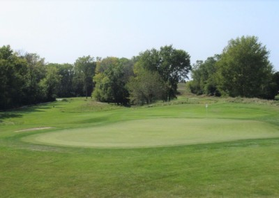 Morningstar Golfers Club Hole 3 Par 3 Green