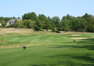 Morningstar Golfers Club Hole 3 Par 3 Tee
