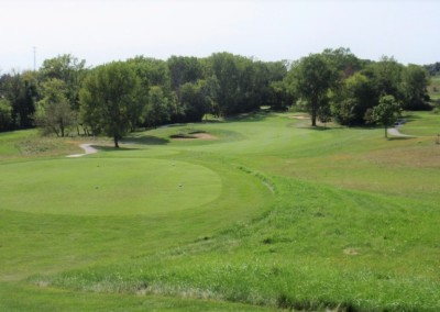 Morningstar Golfers Club Hole 4 Back Tee