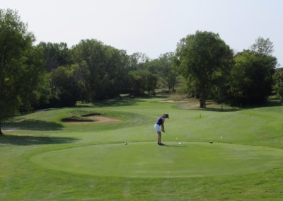Morningstar Golfers Club Hole 4 Forward Tee