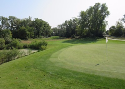 Morningstar Golfers Club Hole 5 Par 3 Green