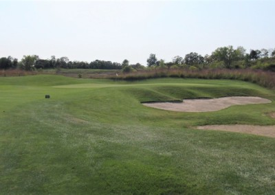 Morningstar Golfers Club Hole 7 Par 5 Approach