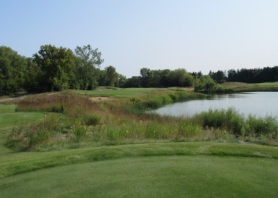 Morningstar Golfers Club Hole 8 Back Tee