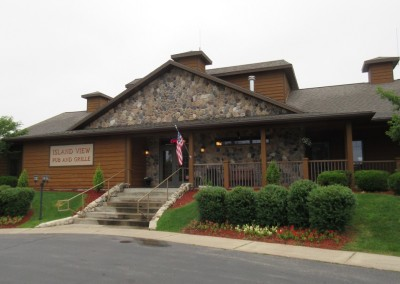 Northern Bay Castle Course Clubhouse