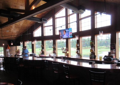 Northern Bay Castle Course Clubhouse Bar