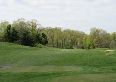 Christmas Mountain Oaks Course Hole 18 Tee