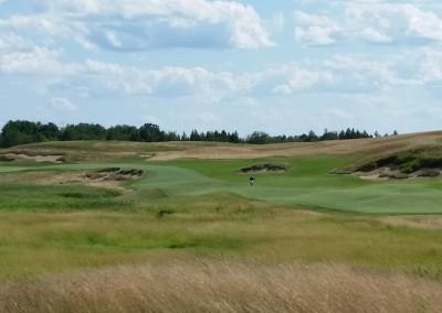 Erin Hills Golf Course Hole 1